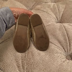 GAP Shoes - Baby Gap Glitter Dress Shoes
